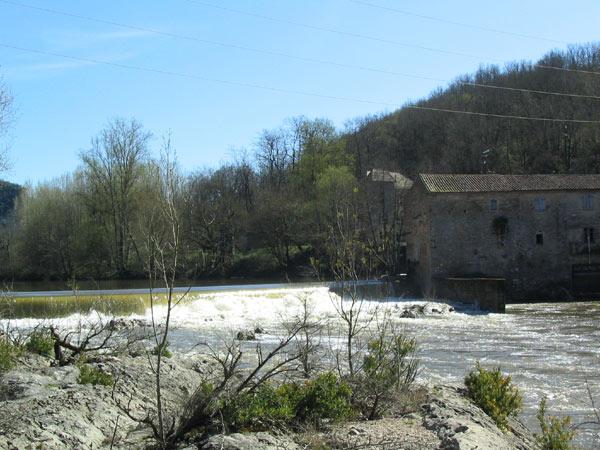 Le Moulin des Estournels