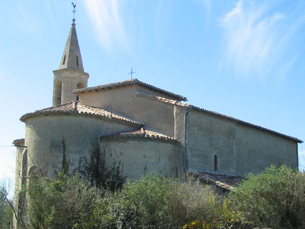 L'Eglise de Saint Maffre