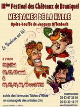 Le festival des Châteaux de Bruniquel