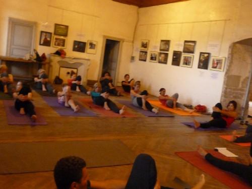 yoga château web