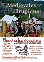 les Médiévales de Bruniquel