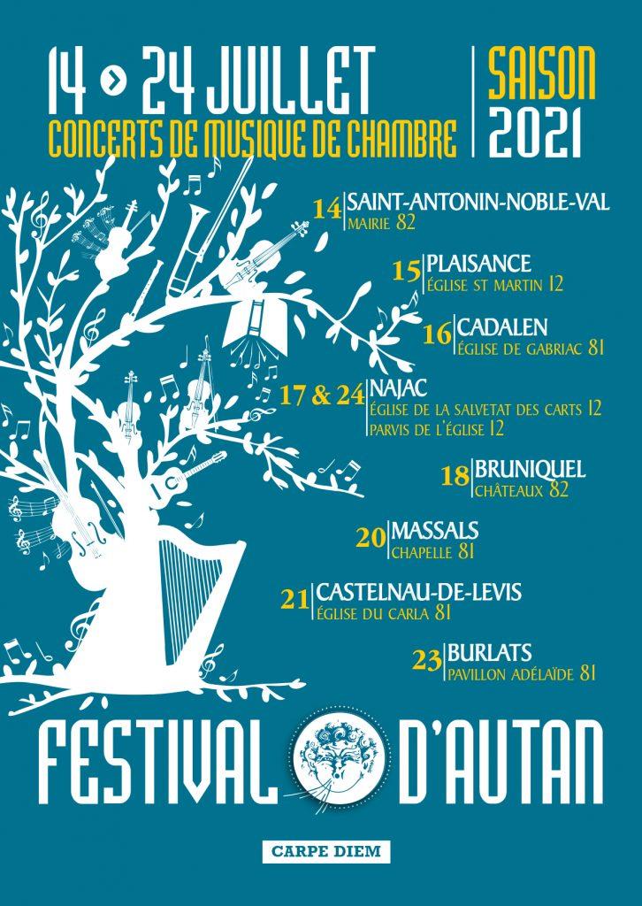 festival d'Autan 2021
